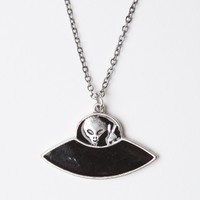 I COME IN PEACE NECKLACE