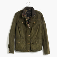 Barbour® Churchill Waxed Jacket