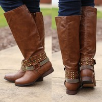Love Stoned Boots