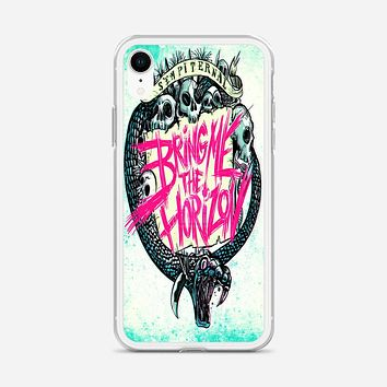 Bring Me The Horizon Zombie Army iPhone XR Case