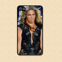 Iphone case Beyonce Ugly Superbowl Iphone 4 case cool awesome Iphone 4s case funny