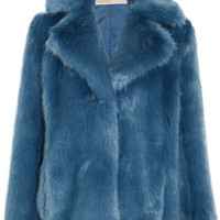 MICHAEL Michael Kors - Faux fur jacket