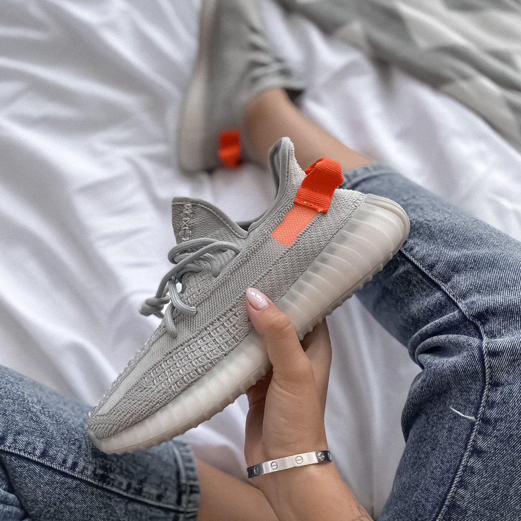 Image of adidas Yeezy Boost 350 v2 Tail Light