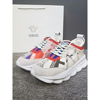 Versace Chain Reaction Sneakers #dsr116