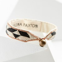 Fiona Paxton Eve Beaded Cuff Bracelet   Urban Outfitters