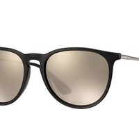Sunglasses Ray-Ban RB4171 601/5A BLACK/MIRROR BROWN LIGHT
