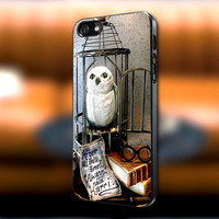 Harry Potter Hedwig iPhone case, Harry Potter Hedwig Samsung Galaxy s3/s4 case, iPhone 4/4s case, iPhone 5 case