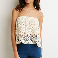 Crochet Tube Top