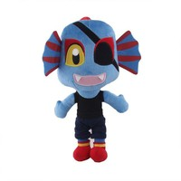 Undertale Undyne Plush Toy For Kids Christmas Gifts
