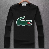 Lacoste Fashion Casual Top Sweater Pullover-15