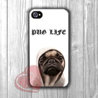 Pug Life - Fzia for iPhone 4/4S/5/5S/5C/6/ 6+,samsung S3/S4/S5,samsung note 3/4