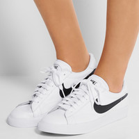 Nike   Tennis Classic leather sneakers   NET-A-PORTER.COM