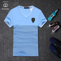 Cheap Gucci T shirts for men Gucci T Shirt 208982 21 GT208982