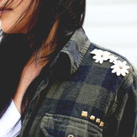 DIY Grunge Flannel And Giveaway! - Free People Blog