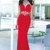 Alyce Prom 6393 Alyce Paris Prom Lillian's Prom Boutique