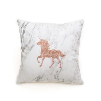 Marble Pattern Pillowcase