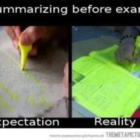 IMAGES: The Good Way To Sumarize For An Exam Funny Captions Picture - Grumpy Cat Pictures