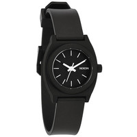 Nixon The Small Time Teller P Watch Black One Size For Women 23425010001