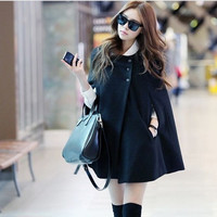 Hot Sexy Pregnant Mommy Cloak Maternity Woolen Coat Outwear Jacket M L XL XXL = 1945700932