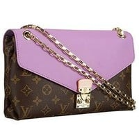 Louis Vuitton Pallas Chain Bag Lilas 608250