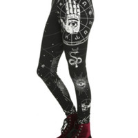 Jawbreaker Palm Reader Leggings