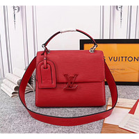LV Louis Vuitton WOMEN'S EPI LEATHER Grenelle HANDBAG SHOULDER BAG