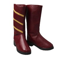 The Flash Season 3 Jesse Quick Cosplay Boots