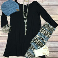 Perfect Paisley: Leggings