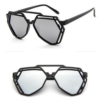 High Quality Retro Vintage Luxury Sunglasses