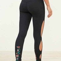 Without Walls Embroidered Scallop Tight - Urban Outfitters