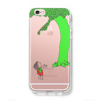 Giving Tree iPhone 6 Case iPhone 6s Plus Case Galaxy S6 Edge Case C133