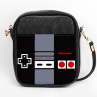 Retro Gaming Crossbody