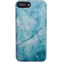 Marble Case for iPhone 8 Plus / 7 Plus - Atlantis