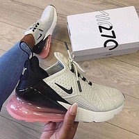 Nike Air Max 270 men and women Running shoes-1