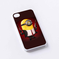 minions hitman iPhone 4/4S, 5/5S, 5C,6,6plus,and Samsung s3,s4,s5,s6