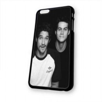 Dylan O'Brien and Tyler Posey for iphone 6 case