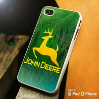 John deere camo green iPhone 4 5 5c 6 Plus Case, Samsung Galaxy S3 S4 S5 Note 3 4 Case, iPod 4 5 Case, HtC One M7 M8 and Nexus Case
