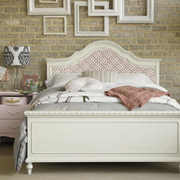 Bellamy Full Size Trellis Bed