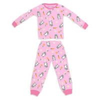 Bunny Pajamas, Pink/Multi, Watch Storage