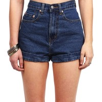 Seventies High Waist Shorts