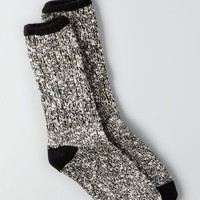 AEO 's Boot Socks (White)