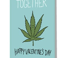 Weed Go Well Together