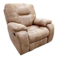 Pancho Sand 86801 Recliner by Corinthian Furniture