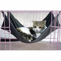 2016 New Pet Dog Cat Hammock Oxford Rat Summer Winter Waterproof Soft Cat Bed Small Animal Rest House Mat S L