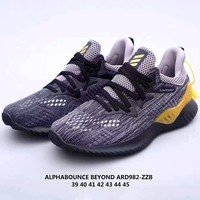 Free Shipping-Adidas Alphabounce mesh breathable sneakers