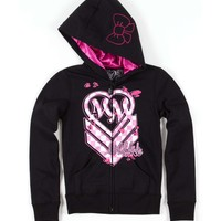 Metal Mulisha GIRLS CHECK IT OUT FLEECE from Official Metal Mulisha Store