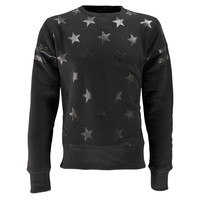 All Over Star Print Sweater