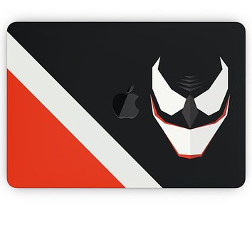 Comic Series / Dark Super Hero Wars 8 - Apple MacBook Pro, Pro with Touch Bar or Air Skin Decal Kit (All Versions Available)