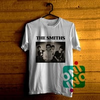 The Smiths Tshirt For Men / Women Shirt Color Tees