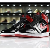 Air Jordan Fashion leisure high-top shoes sports running shoes men